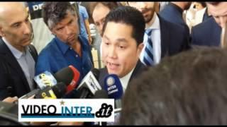 "Thohir: ""Financial Fair Play: uno o due partono, ma non venderemo la base"""