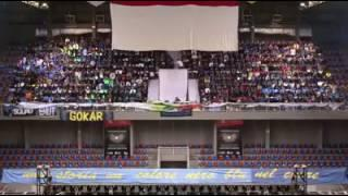 Inter Club Indonesia, che coreografia per i 109 anni