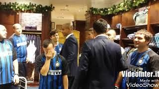 Eder e Joao Mario all'evento Brooks Brothers con i tifosi