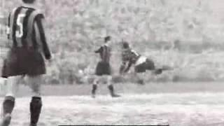 Stagione 1953/1954 - Inter Vs. Milan (3:0) Highlights