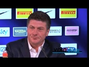 Mazzarri, conferenza integrale pre-Sampdoria