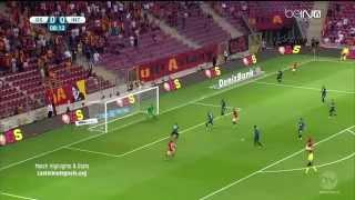Galatasaray-Inter, la sintesi della partita