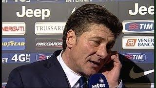 "Mazzarri a Inter Channel: ""Ecco quello che ci serve"""