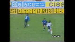 19/11/1995 - Branca leone all'esordio, l'Inter batte l'Udinese 2-1