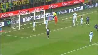 13/01/2013 - Palacio gol e assist: 2-0 al Pescara