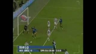 22/03/2006 - Tacco di Solari! L'Inter batte l'Udinese in Coppa