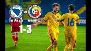 Bosnia-Romania Under 21, a segno George Puscas