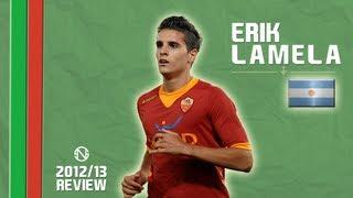 ERIK LAMELA | Goals, Skills, Assists | Roma | 2012/2013 (HD)