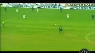 "15/12/2002 - ""Mimmo"" Kallon, siluro all'Atalanta"