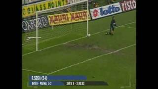 Stagione 1993/1994 - Inter Vs. Parma (3:2)