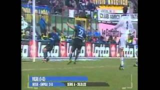 26/01/2003 - Tris di Vieri all'Empoli, l'Inter domina