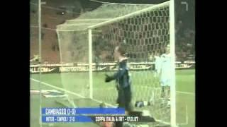 17/01/2007 - Apre Cambiasso, Grosso super-gol: 2-0 all'Empoli in Coppa