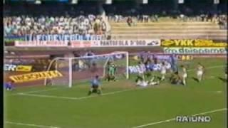 09/10/1988 - Mandorlini e Serena puniscono l'Ascoli: 1-3!