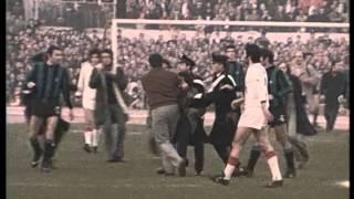 17/12/1972 - Rigore e incidenti, l'Inter vince a Roma