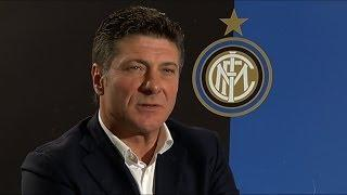 WALTER MAZZARRI A INTER CHANNEL ALLA VIGILIA DI INTER-TRAPANI